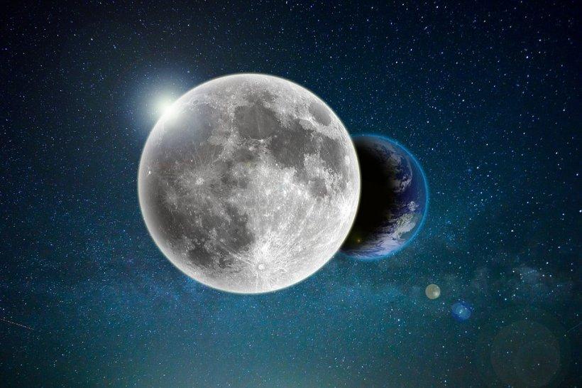 Luna Floare, fenomenul rar care se petrece pe 10 mai. Cum vom fi afectați