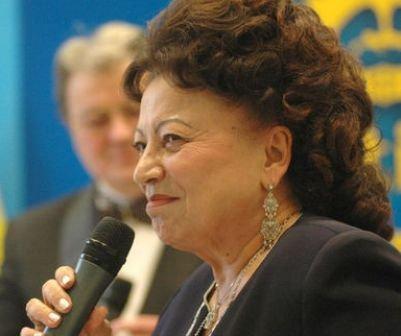 Maria Ciobanu, în lacrimi în faţa a sute de persoane! Motivul pentru care celebra cântăreaţă a fost copleşită de emoţii