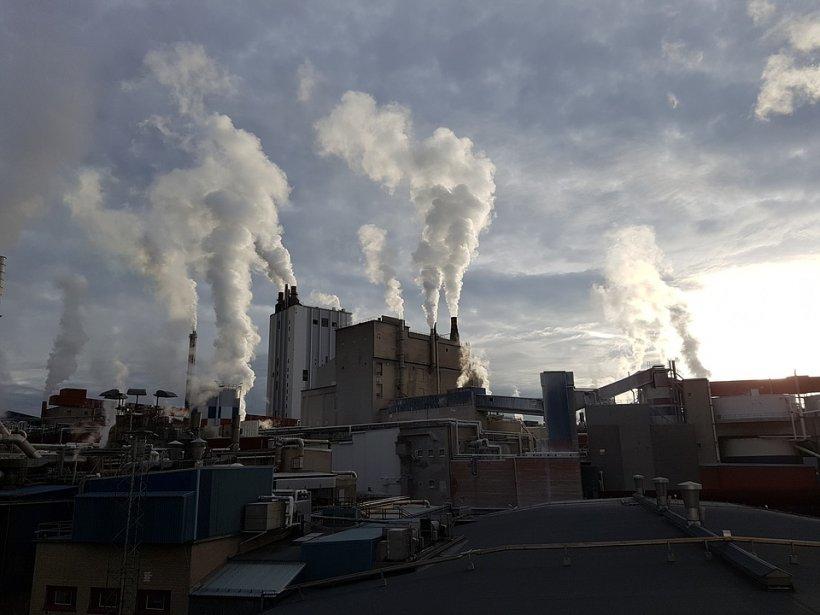 Poluarea a fost asociată cu creșterea riscului de cancer