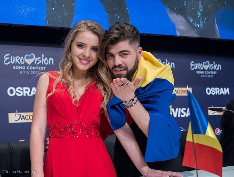 EUROVISION 2017. România are o armă secretă în finala Eurovision 2017. Ilinca și Alex Florea nu urcă pe scenă fără ...