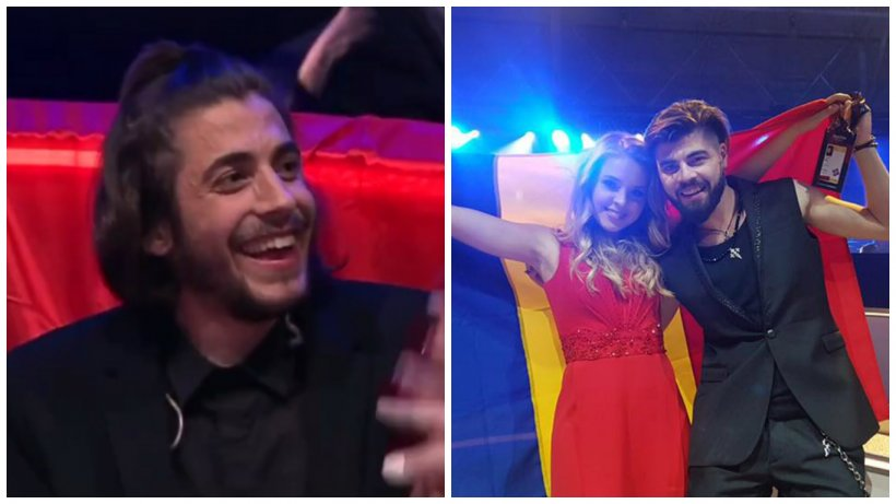 Câștigători Eurovision 2017. Portugalia a câștigat, România e pe 7! LISTA completă a punctajelor
