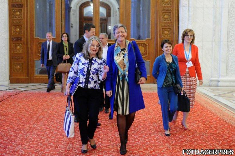 Chiulangii din Parlament! Aproape 80 de senatori și deputați au lipsit de la întâlnirea cu un înalt oficial UE