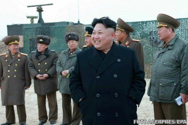 Breaking News. Coreea de Nord a lansat o RACHETĂ!