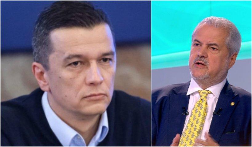 Năstase: Sorin Grindeanu nu are niciun control asupra serviciilor secrete