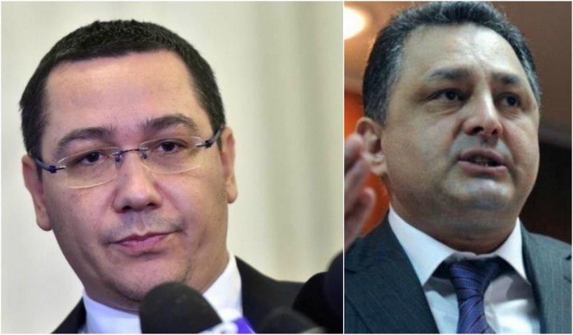Vanghelie: Victor Ponta, amenințat cu arhiva SIPA