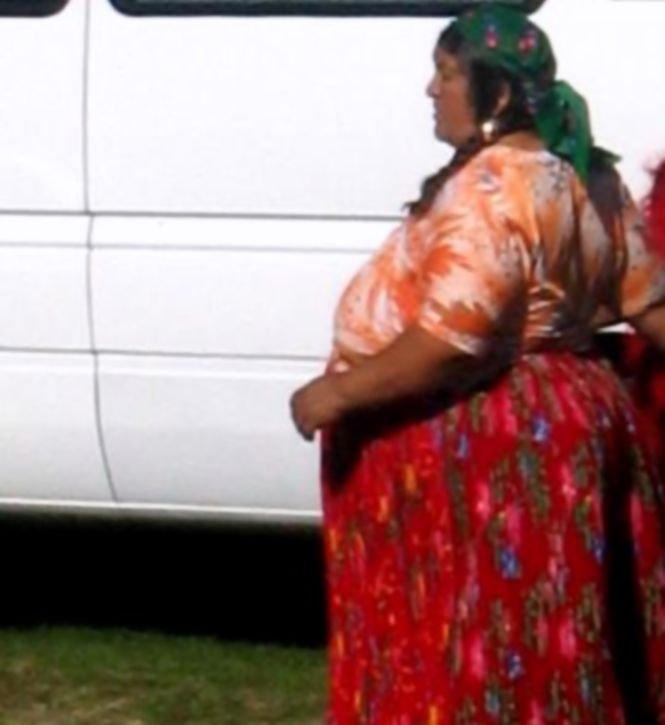Ce au găsit polițiștii de frontieră sub fusta unei femei. Explicația pe care le-a dat-o este halucinantă