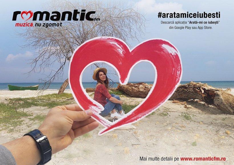 """Romantic FM lansează campania """"Arată-mi ce iubești"""". Marele premiu: bilete la concertul Celine Dion de la Londra"""
