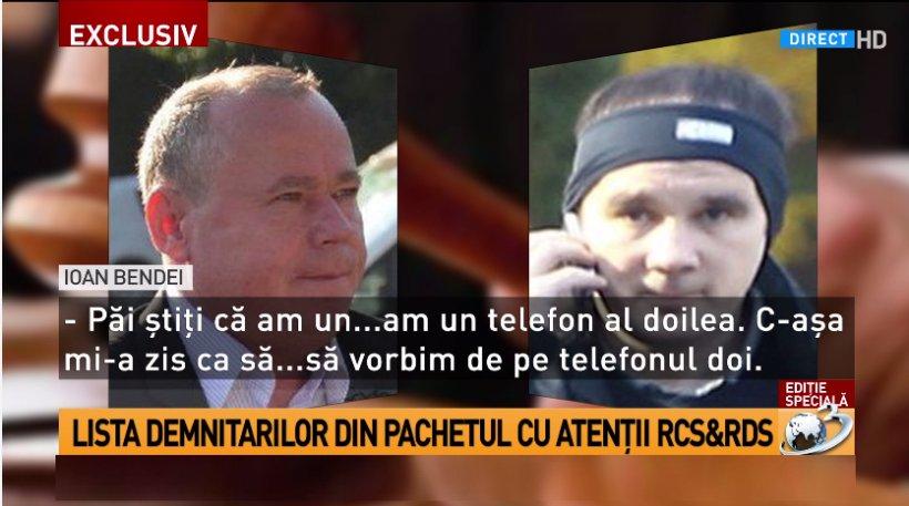"""Sinteza zilei. Reacția incredibilă a lui Zoltan Teszari când a aflat de existența """"telefonului negru"""" pe care Bendei primea instrucțiuni de la procurori"""