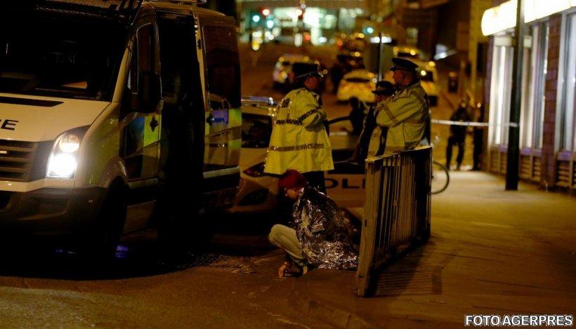 """Atentat Manchester Arena. Premierul Theresa May anunță un atac terorist """"cumplit"""""""