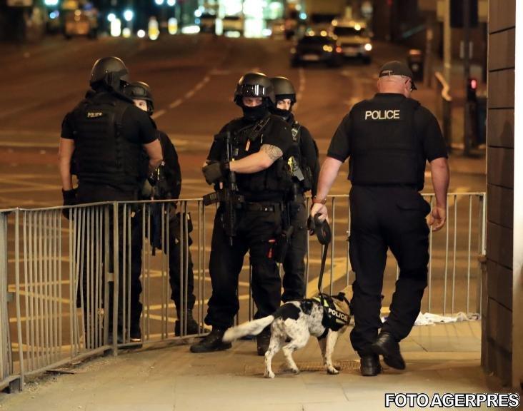 Atentat terorist pe Manchester Arena. Mărturia unei românce despre atmosfera din Anglia