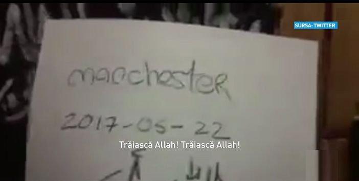 """ISIS a revendicat atacul de la Manchester Arena: """"Acesta este doar începutul"""""""