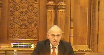 """La ordinea zilei. Mircea Geoană, despre alegerile din 2009: """"S-a dorit perpetuarea unui sistem de forță"""""""