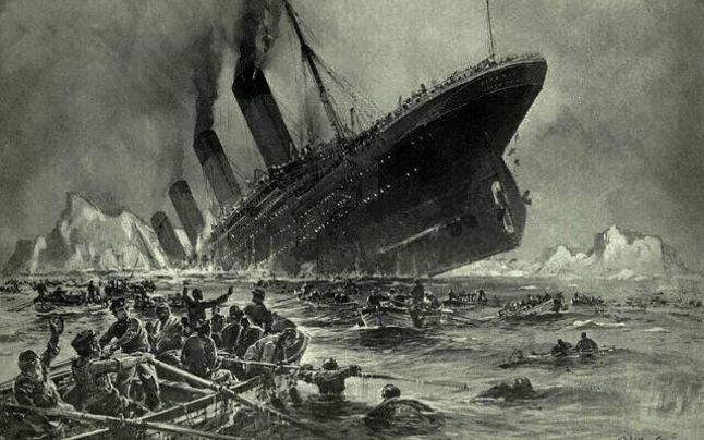 Omul care a știut cu 14 ani înainte că Titanicul se va scufunda