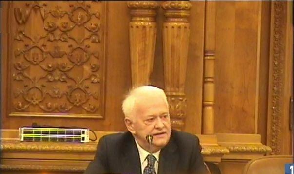 """Viorel Hrebenciuc, despre votul din Diaspora din 2009: """"Nu numai Parisul este problema"""""""