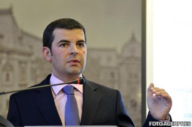 Daniel Constantin, gata de lansarea noului partid