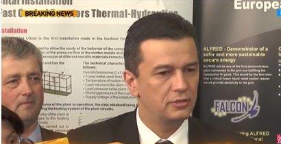 """Sorin Grindeanu, despre Legea salarizării: """"Scopul proiectului este de a așeza această piramidă în mod corect"""""""
