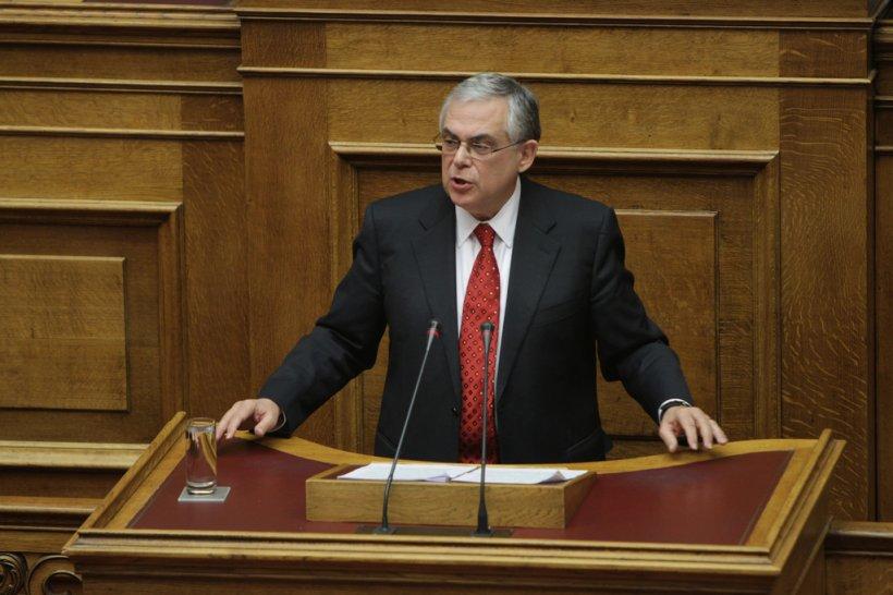 Fostul premier al Greciei a fost rănit într-o explozie în Atena