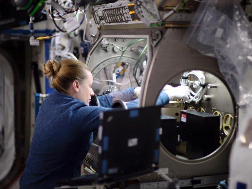Descoperire șocantă la bordul Stației Spațiale Internaționale. Nimeni nu știe ce este. Pe Terra nu există nicăieri așa ceva