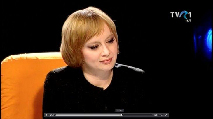 Emilia Șercan, jurnalista specializată în denunțarea plagiatelor, acuzată că și-ar fi copiat lucrarea de licență