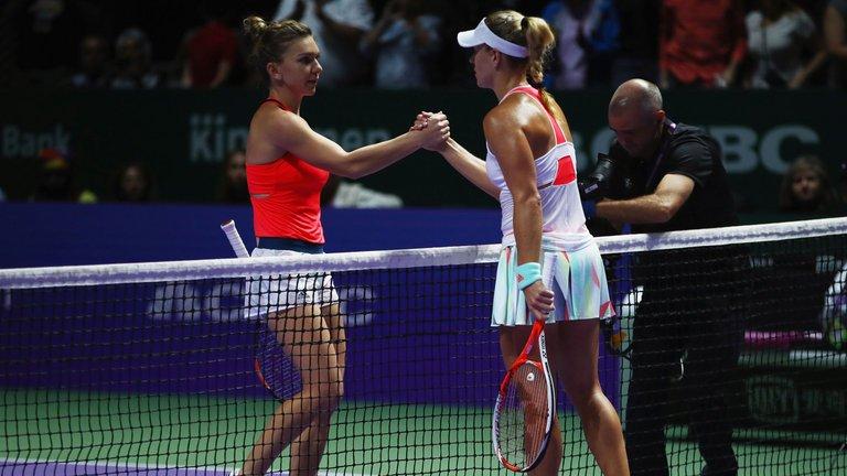 Angelique Kerber, eliminată în primul tur la Roland Garros