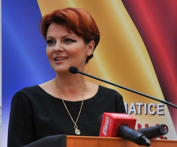 Anunţ de ultimă oră al Liei Olguţa Vasilescu privind indemnizațiile pentru creșterea copilului