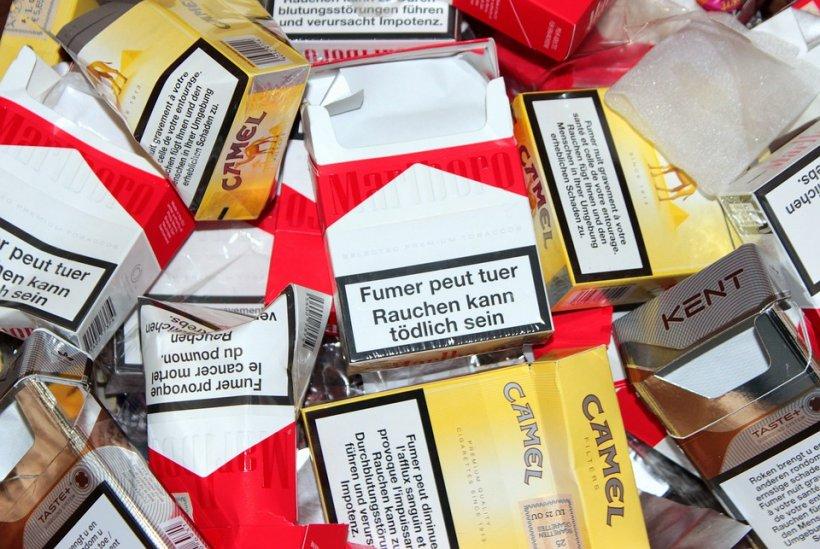 Milioane de pachete de țigări vor fi retrase de piața din România!