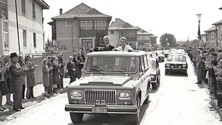 Aro 304, mașina comunistă cu dotări premium și în prezent. Detalii fabuloase despre modelul făcut pentru Ceaușescu