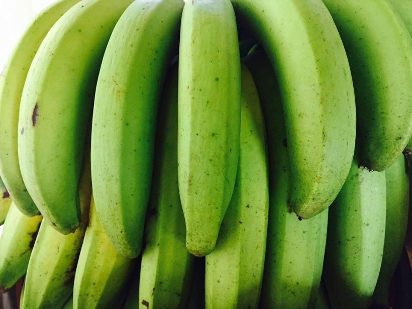 Ce efect au, de fapt, bananele verzi asupra corpului