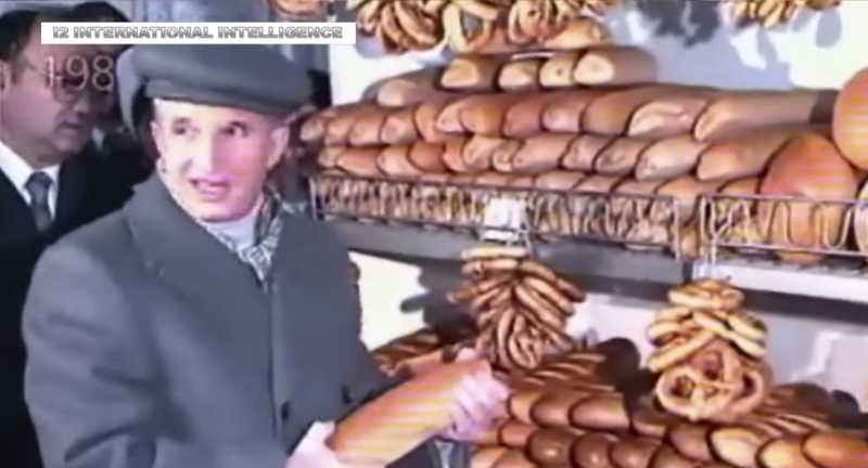 """Ce a cerut Ceaușescu în timpul unei vizite la o alimentară neaprovizionată. Martorii au înghețat. """"Nu se poate!"""""""