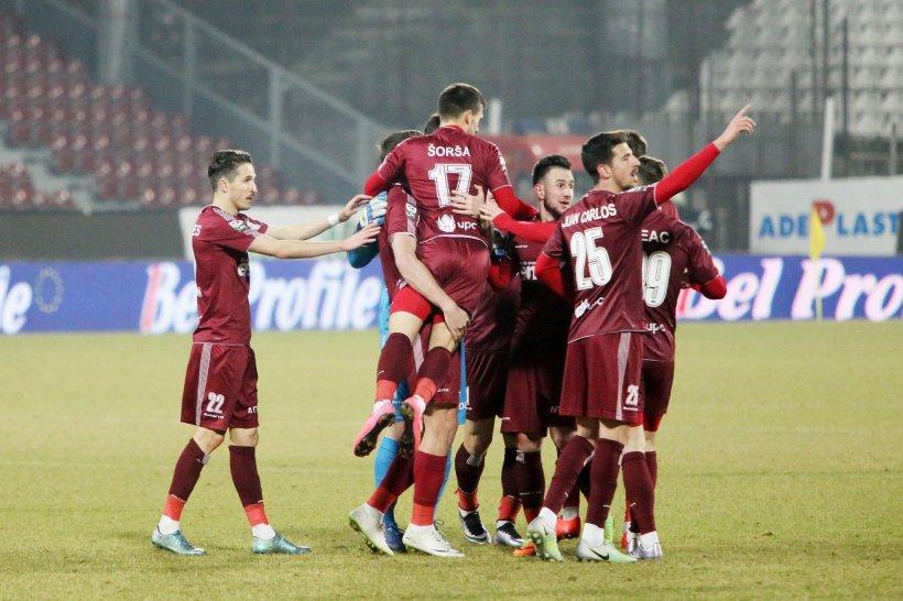 CFR Cluj a ieşit din insolvenţă. Când va reveni echipa în Cupele Europene