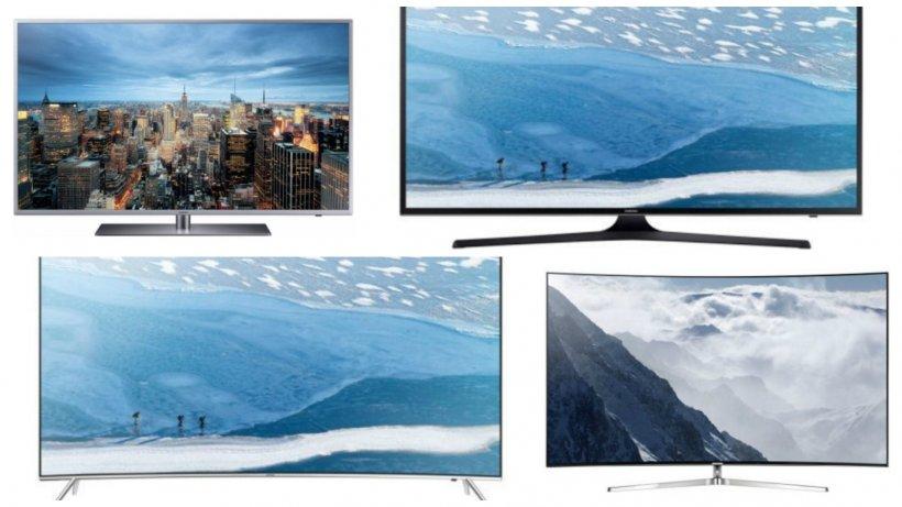 eMAG are super-reduceri la televizoare Samsung 4K Ultra HD. Preturi cu 5.000 de lei mai mici
