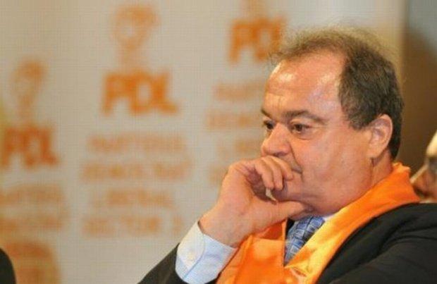 Explicațiile lui Vasile Blaga pentru schimbarea prefecților, în preajma alegerilor din 2009