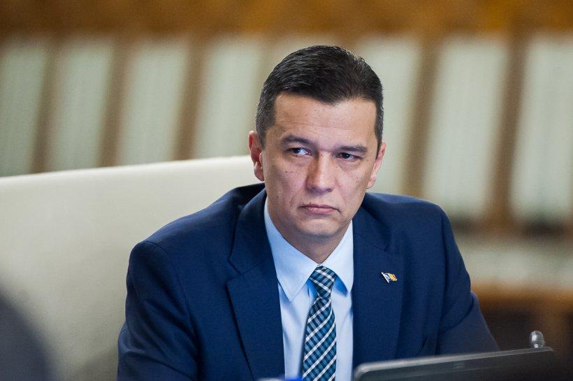 Premierul României, microbist convins. Am plâns... Am crezut că înnebunesc