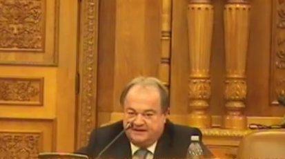 Vasile Blaga, în fața Comisiei de anchetă a alegerilor: Au fost 3.000 de secții de votare suplimentare