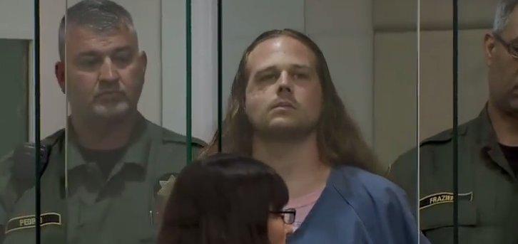"""Crima rasistă din tren. Acuzatul, în fața judecătorilor: """"Voi numiți asta terorism. Eu îi spun patriotism!"""" - VIDEO"""
