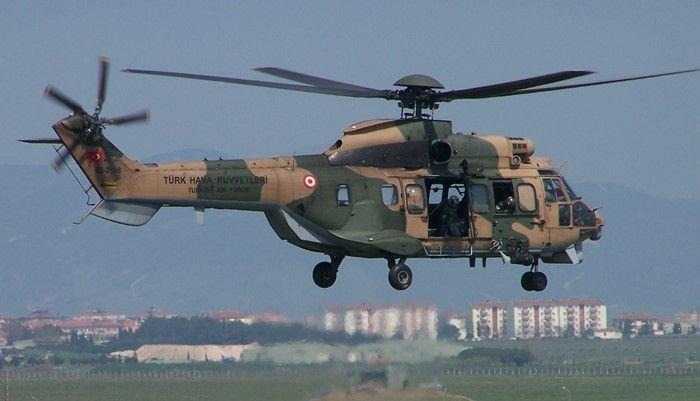Elicopter militar prăbușit în Turcia: 13 soldați au murit