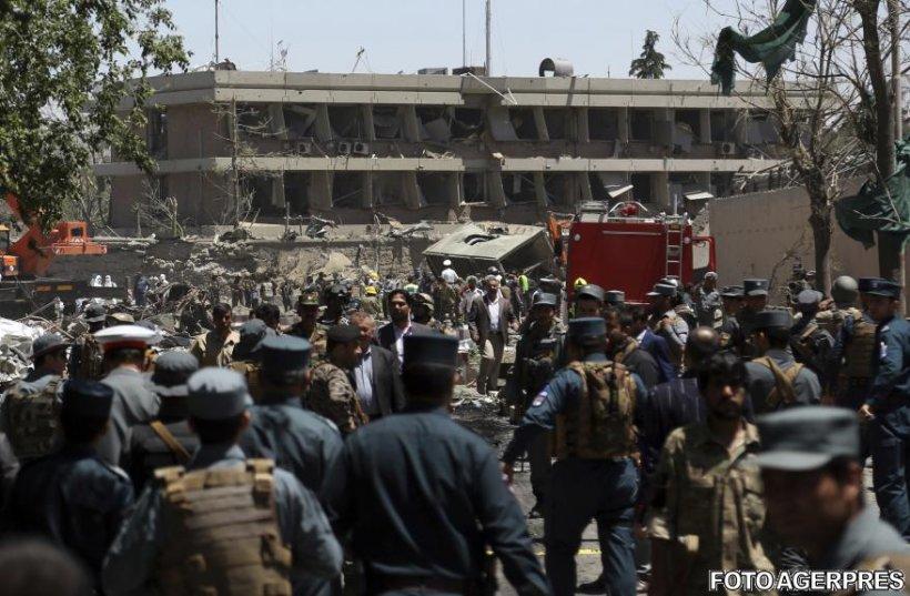 Mai mulţi angajaţi ai Ambasadei Germaniei, victime ale atentatului terorist de la Kabul