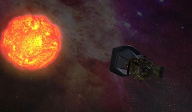 """NASA anunță lansarea unei misiuni pentru """"a atinge Soarele"""""""