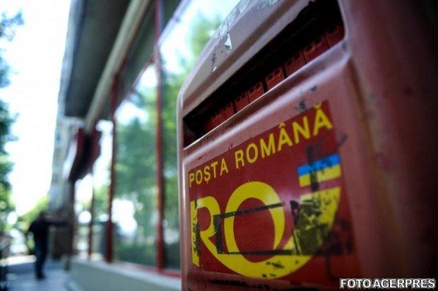 Poşta Română, profit de 3,8 milioane euro în 2016