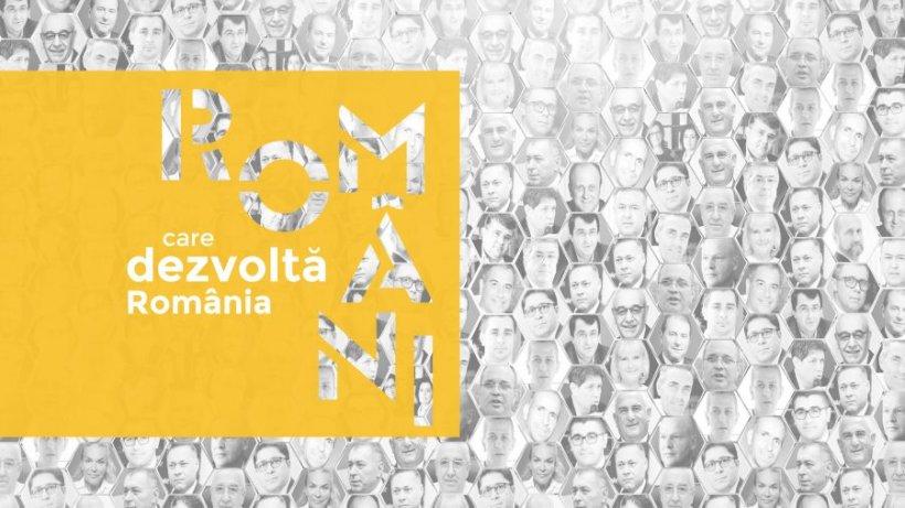 Români care dezvoltă România - Argument