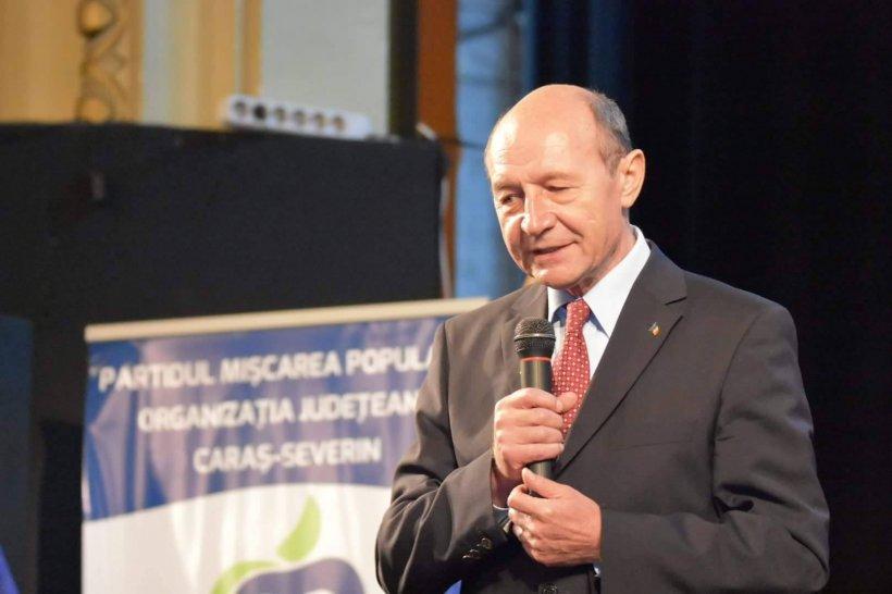 """Traian Băsescu, reacție în scandalul momentului: """"Mă interesează doar trei dosare din arhiva SIPA"""""""