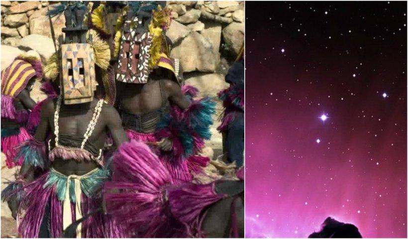 Un trib din Africa știe de existența unei stele îndepărtate vizibile doar cu un telescop performant. Explicația incredibilă a acestora