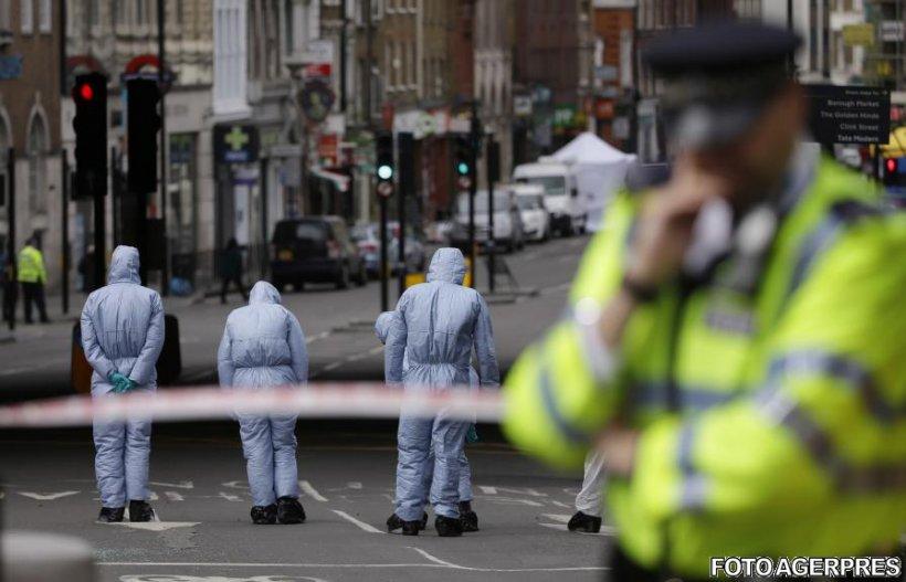 Atentate la Londra: Poliția a efectuat 12 arestări
