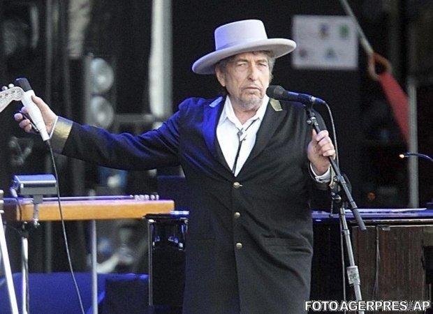Bob Dylan a transmis discursul de primire a premiului Nobel pentru literatură