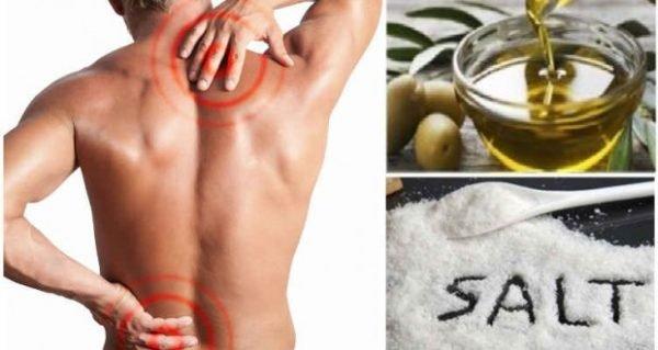 dureri articulare din sare)
