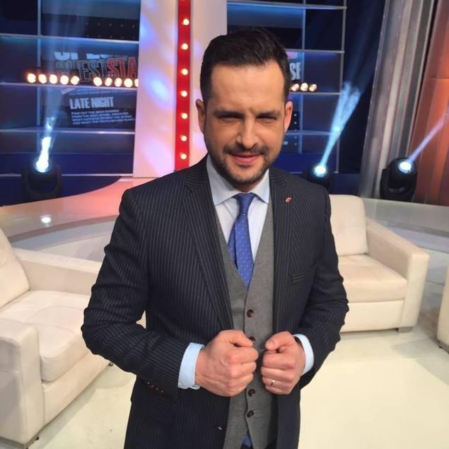 """Mădălin Ionescu pleacă de la Kanal D: """"Am anunţat managementul ca pentru mine urmează un alt drum!"""""""