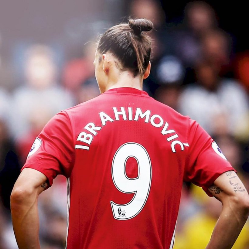 Zlatan Ibrahimovic pleacă de la Manchester United. Anunțul făcut de clubul britanic