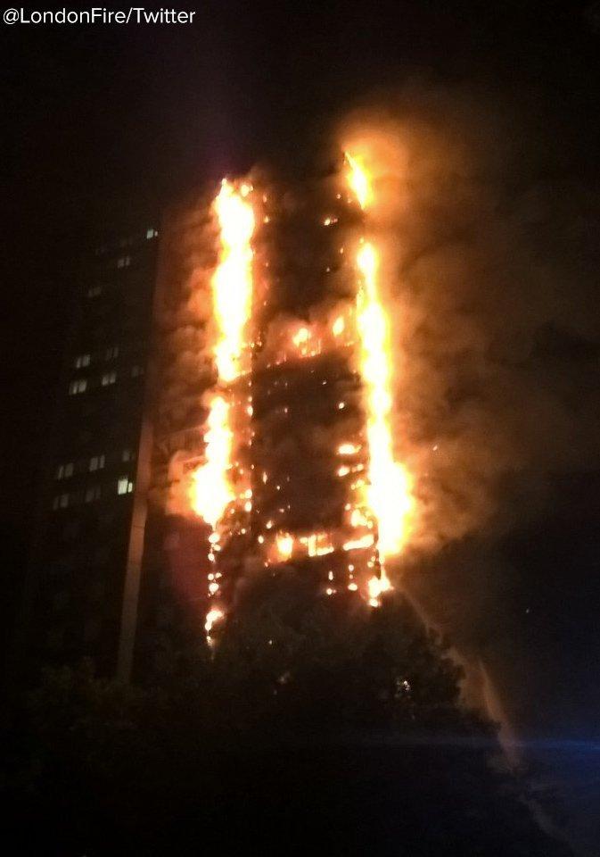 MAE verifică dacă există români afectați de incendiul devastator din vestul Londrei. Numerele la care puteți cere ajutor