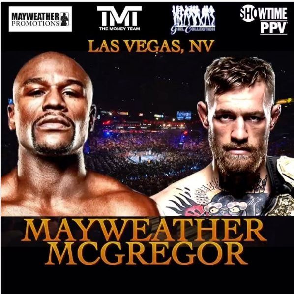 Este oficial. Lupta dintre Floyd Mayweather și Conor McGregor va avea loc