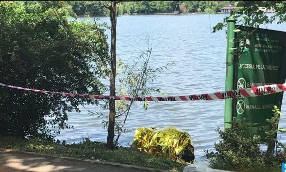 Primaria Capitalei a interzis accesul cetățenilor pe podul căii ferate din Parcul Herăstrău